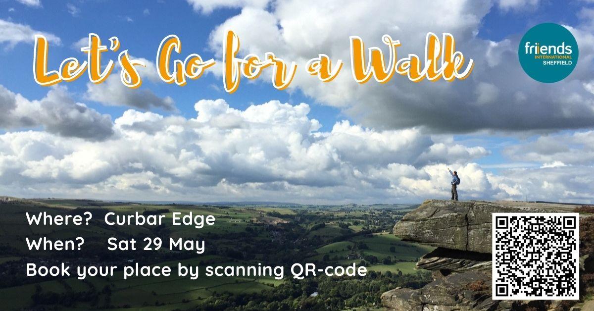 Walk in the Peak District – Curbar Edge